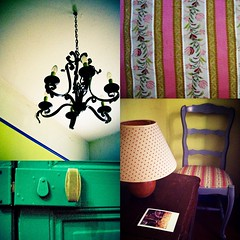 Jour après jour (Ilaria ♠) Tags: digital polaroid montpellier colori francia stanza lightroom albergo