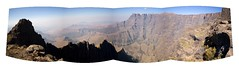 Drakensberg amphitheater panorama 2 (idle time software) Tags: panorama photomerge drakensberg
