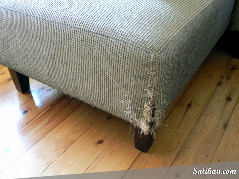 Repairing Cat Scratched Sofa Salihan Crafts Blog