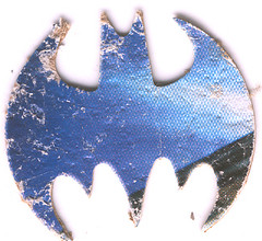 Found - Bat Symbol