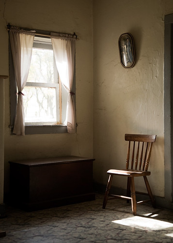 Chair by Window