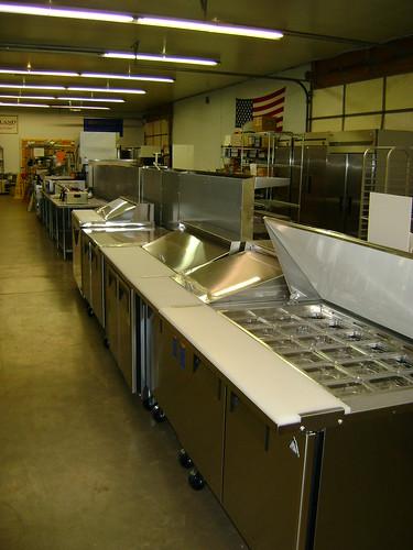 Everest Prep Tables in stock in Frederick MD