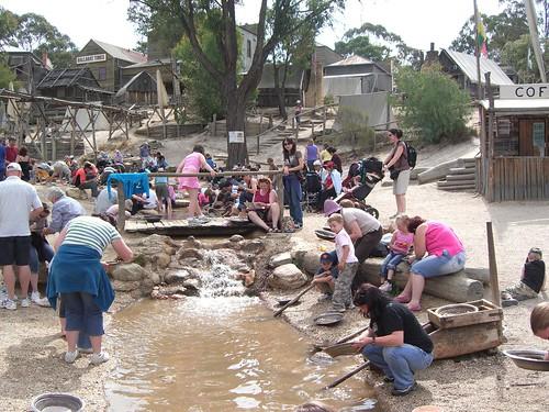 gold rush australia images. Gold Rush - Sovereign Hill,