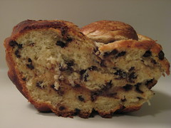 Chocolate Chip Brioche