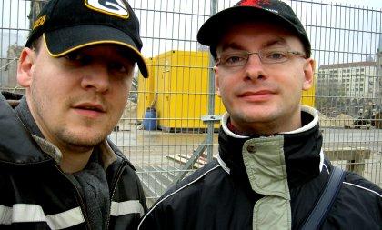 Blogger und Podcaster Stefan & René
