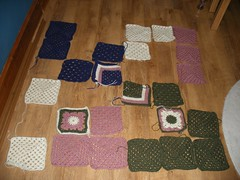 Granny's Blanket (so far)