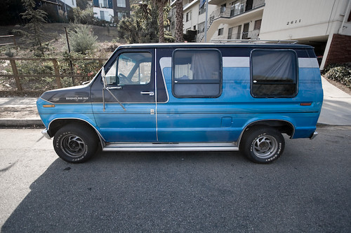 van no. 7 (Francisco's 1988 Ford)