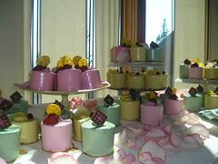 Minicake Wedding