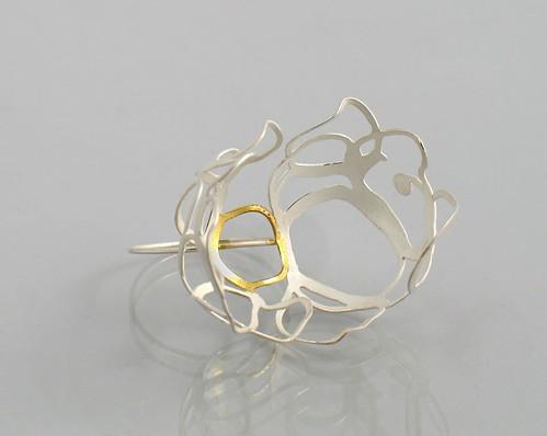Patrycja Zwierzynska Blossom Ring -1