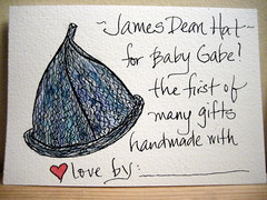 James Dean Hat