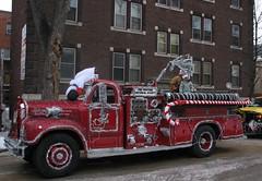 1958 Mack Fire Truck (mrchristian) Tags:
