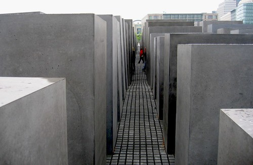 Holocaust Memorial Red