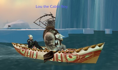 Lou the Cabin Boy