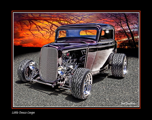 Little Deuce Coupe (by MidnightOil1)