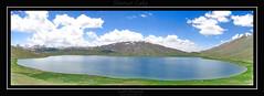 Sheosar Lake Panorama