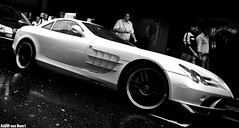 Mercedes SLR 722 Edition (Adam van Noort) Tags: auto england adam slr london cars car canon eos mercedes 300d britain united great kingdom turbo porsche bmw l mirage autos van gt edition lamborghini exclusive ef 28135mm 1740 gallardo londen cabriolet 997 lumma aaf gemballa carspotting 722 superleggera noort lp640 verenigd koningkrijk adamvannoort autospotten engenland