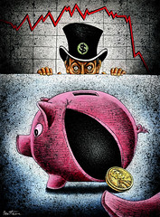 Penniless (Ben Heine) Tags: poverty usa money art loss painting print coin poem power unitedstates grant fear politics stock bank security aid panic penny terror globalization imf government breakdown spare lotto scared capitalism transfer oecd copyrights cochon index legacy economy development exchange economics troubles argent banks bullshit worldbank rates loto global wealth unclesam fmi geld tirelire peur richesse pauvret fortis recession penniless bankers banque financialcrisis interamericandevelopmentbank benheine bankforinternationalsettlements economiser subprimemortgagecrisis crisefinancire crackboursier lindasettles thirdworlddebt globalfinancialsystem infotheartisterycom 20072010 bancor brettonwoodssystem