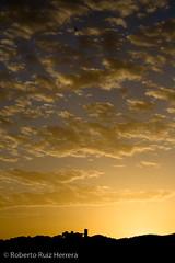 Mediterranean Sunset (Berts @idar) Tags: atardecer nubes vacaciones siluetas castillo dorado crucero palmademallorca efs1855mmf3556 islasbaleares espaa canoneos400ddigital pendientesdeetiquetar ojosajenoscom