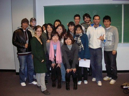 english class noviembre