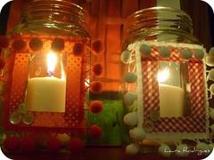 Natal (Maria_Flor) Tags: christmas xmas natal candles 2008 reciclagem velas