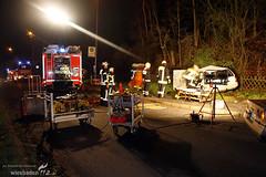 Vekehrsunfall Saarstraße 25.11.08