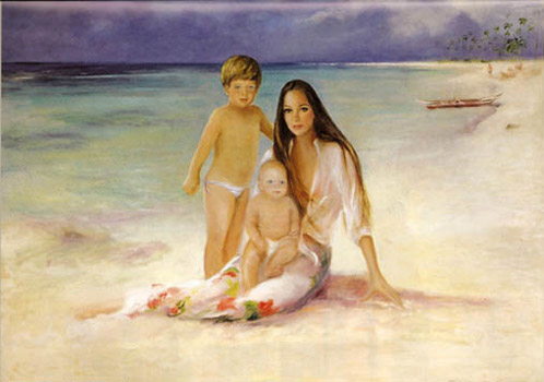 Isabel Preysler Children