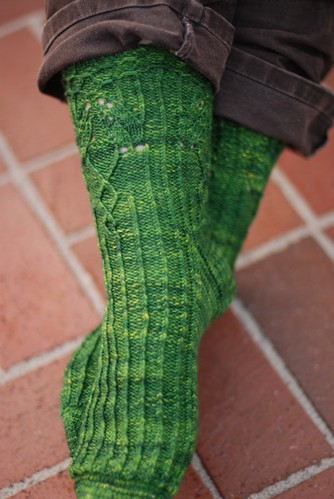 Rivendell Socks