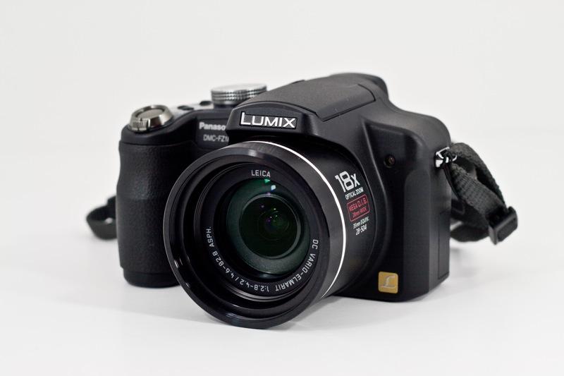 Panasonic FZ18 Camera