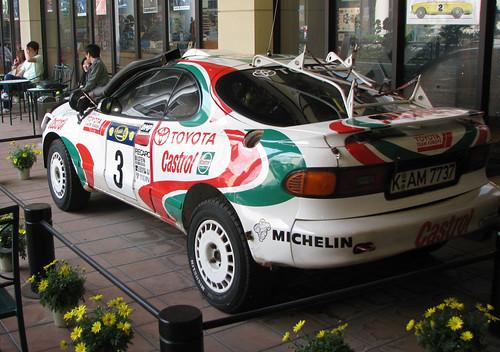 Toyota Celica GT4, Carlos-