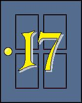 Click here to see what's behind door number 17