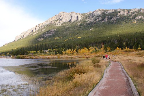 Lily Lake trail