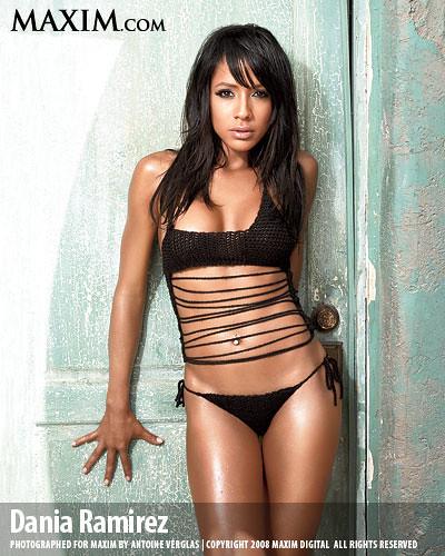 Dania Ramirez Maxim Magazine pictures sexy