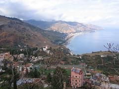 IMG_6844 (sonic4sonic) Tags: travel sea italy south sicily taormina calabria sicilia messina messinastrait villasgiovanni