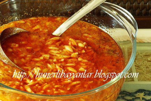 Nagehan Anne - Şehriye Çorbası
