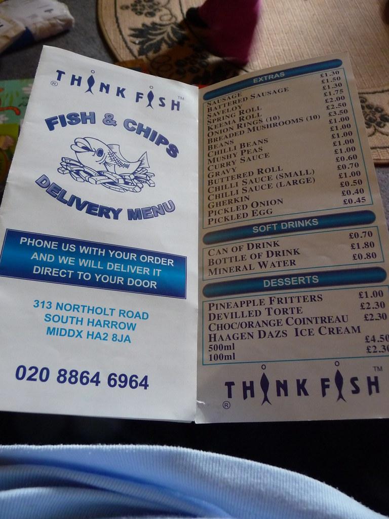 Think fish 001