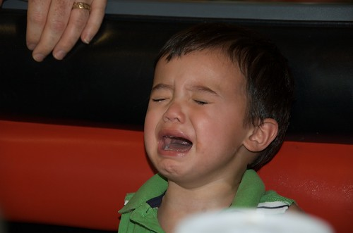 Crying Benji