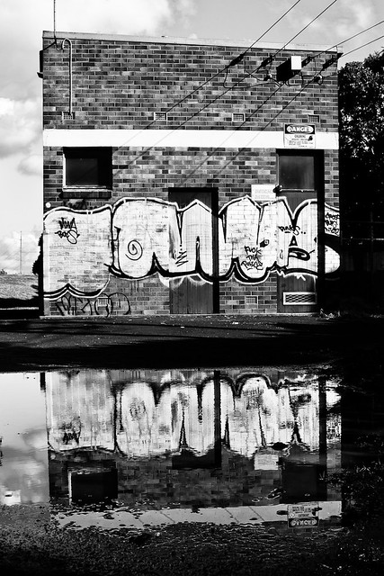 Graffiti Reflections