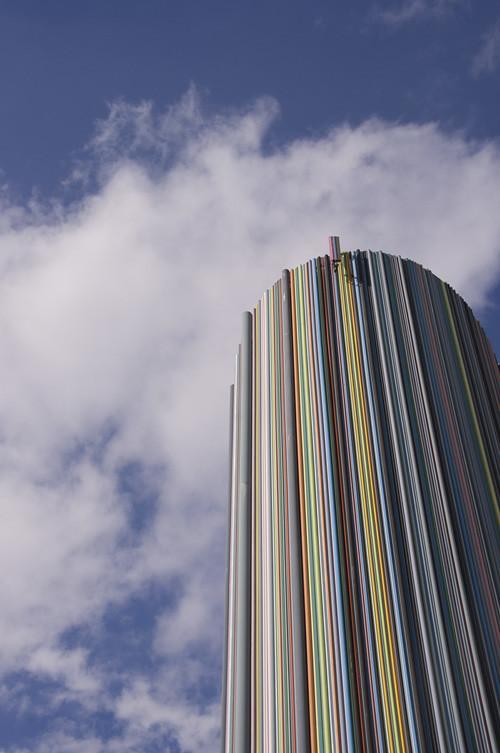 vent building