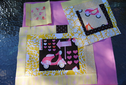 BSPDU ~ May blocks for Emma