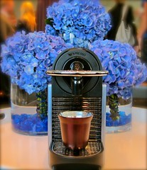 Nespresso by foodblogz