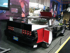 KITT pursuit car (geognerd) Tags: illinois volo knightrider kitt georgebarris pontiacfirebird voloautomuseum