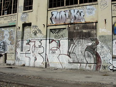EARLY / VODKA (Same $hit Different Day) Tags: graffiti bay berkeley early east vodka earl infinite tvc tsr gsr