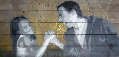 Mariole 1 Ender 0 (nder) Tags: street urban streetart paris france art de calle stencil europe paint strada arte drawing ile dessin peinture canvas di urbana tableau rue franais array urbain artiste pochoir ender parisstreetart streetartparis urain ukstreetart mariolle streetartrome streetartfrance