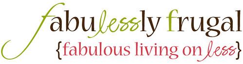 FabulesslyFrugal.com