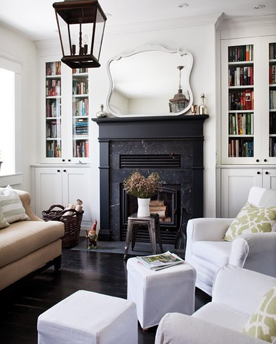 Delightful 1 Of 45 Source · Donna Griffith Via House And Home White Rustic Vintage  Modern Part 27