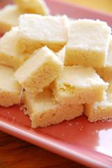 Shortbread Squares.
