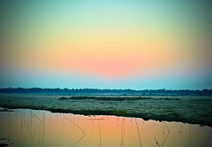 I Will Remember (noprayer4dying) Tags: blue 3 color green beach water canon river 350d sand travels exposure sandy horizon dream spot journey fade dreamy coal vignette bangladesh hdr queensryche durgapur netrokona susong birishiri someshwari sushong bijoypur noprayerd4ying