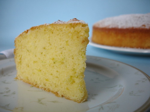 Orange and lemon cake