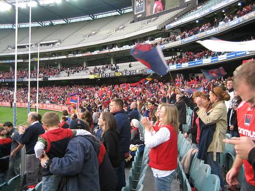 Melbourne Demons Fans