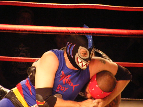 LAX vs James Storm and Sharkboy